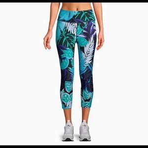 Calvin Klein Performance Patterned Capri Leggings